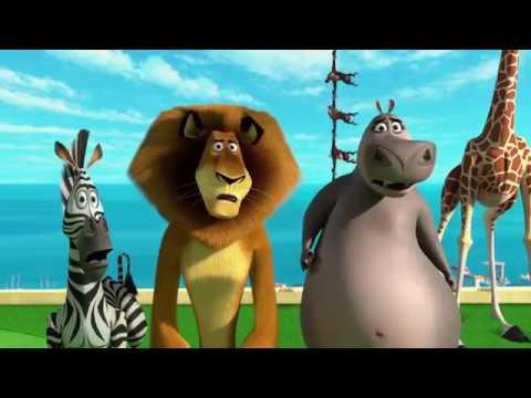 Madagascar 3 Car Chase