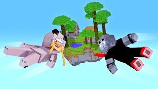 GESTRANDET AUF DER KLEINSTEN MINECRAFT INSEL! ✿ Minecraft [Deutsch/HD]