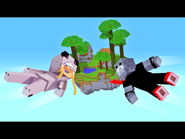 WIR SIND GEFANGEN AUF 1 CHUNK! ✿ Minecraft [Deutsch/HD]