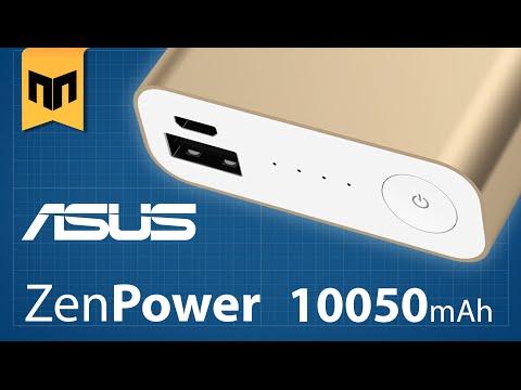 Обзор Asus ZenPower 10050 mAh