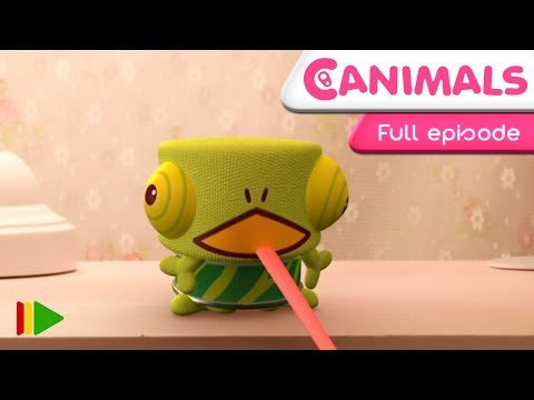 Canimals - 01 - Music of the night