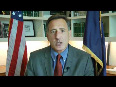 It Gets Better - Governor Peter Shumlin of Vermont