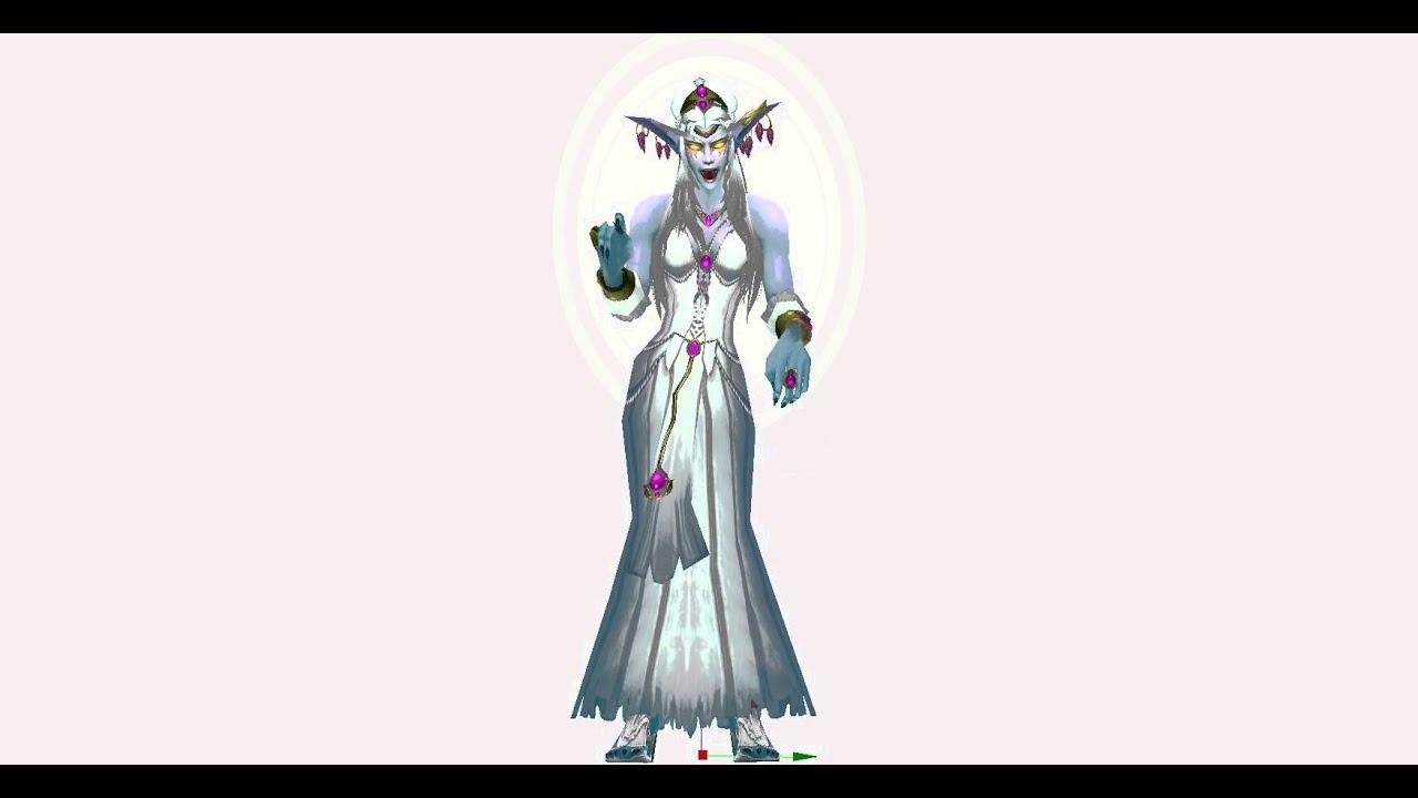Queen Azshara 17 Youtube