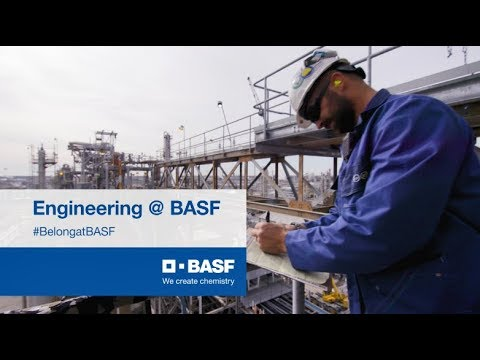 Your Engineering Journey At BASF