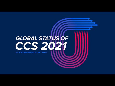 2021 Global Status of CCS Report: Launch Event (Asia Pacific)