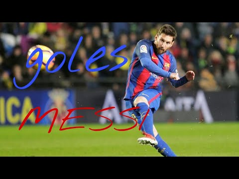 15 mejores goles de Messi de falta directa