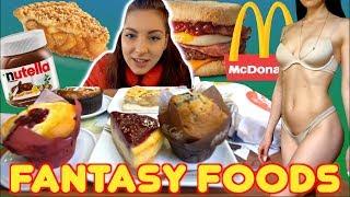 I ATE EVERYTHING I CRAVED  | NEW McDonalds Items
