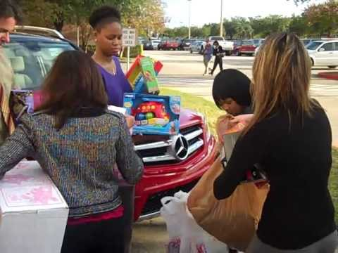 MERCEDES-BENZ OF SUGAR LAND ADOPT AN ANGEL