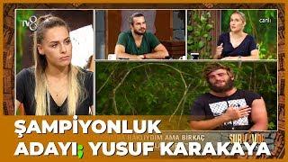 Sema'dan Yusuf'a Büyük Övgüler - Survivor Panorama 122. Bölüm