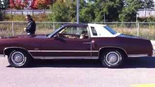 1977 Chevrolet Monte Carlo Landau Startup Engine & In Depth Tour