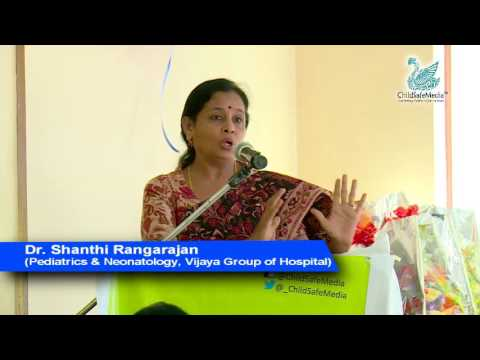 """Media Impact On The Growing Child"" by Dr. Shanthi Rangarajan"