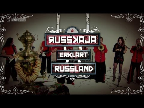 "Russkaja erklärt Russland - Russkaja explains Russia 3/10 ""Religion"" english subtitles!"