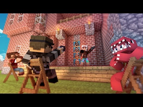 Minecraft Animation - MOM JOKES!