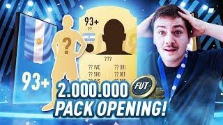 WALKOUT 93+ MATKO BOSKA! 2.000.000 PACK OPENING! | FIFA 19 JUNAJTED