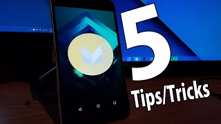 5 Tips and Tricks for Android! (Nexus Edition)