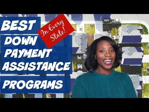 Best Down Payment Assistance Program 2020 - List For Every State! Includes Home Buyer Grants