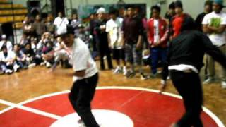 rythm invade crew vs unik breakers pastel celaya