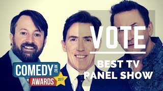 Vote for Would I Lie to You? at the British Comedy Guide Awards