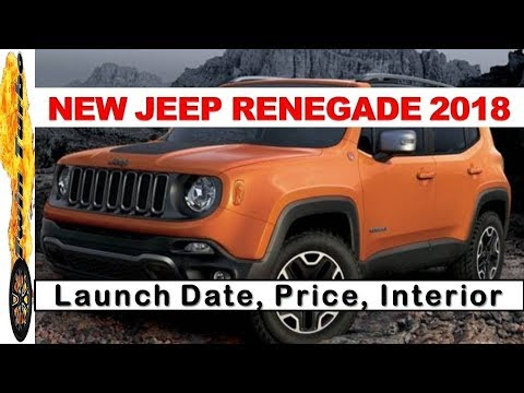 Jeep Renegade 2018 India Launch Date Price Interior Jeep