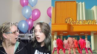 BTS (방탄소년단) Boy With Luv '작은 것들을 위한 시feat. Halsey' Official MV (BTS REACTION)
