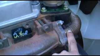 How exhaust gas recirculation system works (EGR). ✔