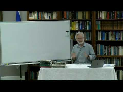 Introduction to Biblical Hebrew   Class One