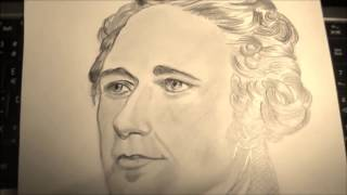 How To Draw Alexander Hamilton Tutorials And Online Canvas