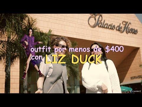 Outift de $400 pesetas con Liz Duck | El Viscocho