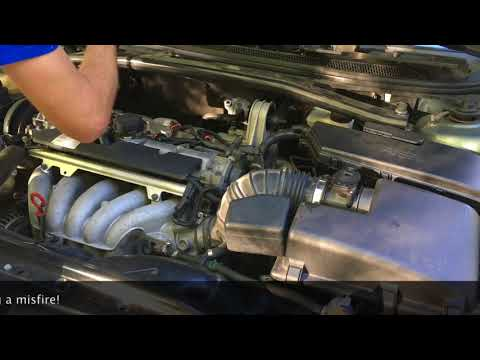 Volvo S60/V70 2001-2007 Spark Plug/Ignition Coil Replacement DIY Procedure. Base/T5/XC/R