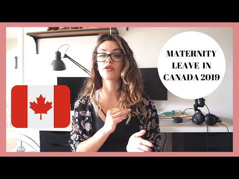 How Maternity Leave Works In Canada 2019