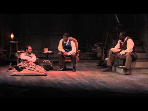 Preview: The Arkansas Repertory Theatre Presents The Whipping Man