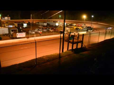 limited late models @ laurens speedway 4/9/16