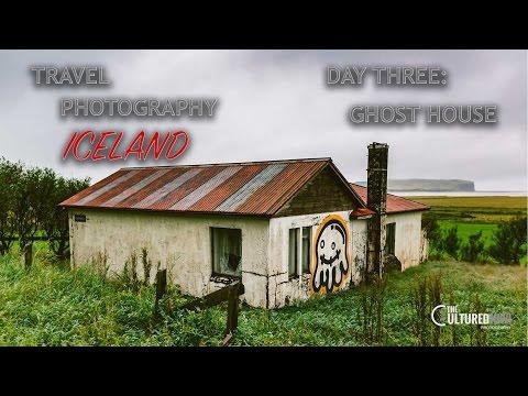 Day Three: Iceland Haunted House Urbex