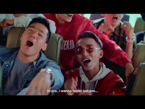 The Boys Are Back MV - Ah Boys To Men 4 Official Theme Song