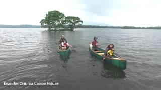 Lake Onuma Canoe Tour in Hokkaido