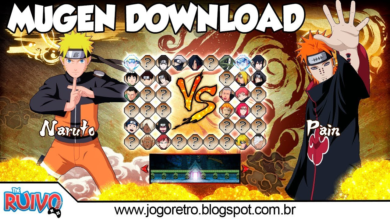 Naruto rpg world war iv.