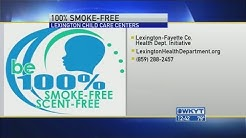 100% Smoke-Free at the Lexington Child Care Centers