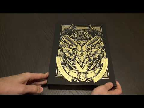 dungeons-&-dragons-art-&-arcana-special-edition-unboxing