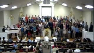 Jesus Never Fails - TBC New Manna Combo Choir - TBC Youth Rally 2012