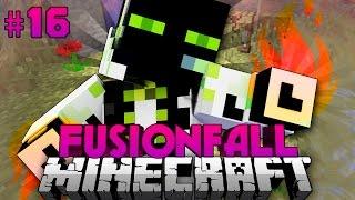 MAGISCH verfluchte FEUERZAUBER?!?! - Minecraft Fusionfall #016 [Deutsch/HD]