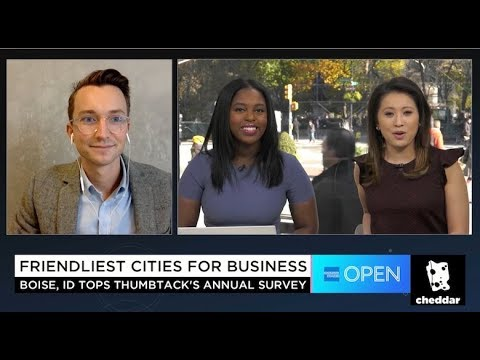 Best Places for Business by OPEN Forum