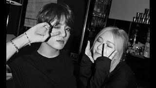 HOW JUNGKOOK AND ROSÉ REACTS AROUND ONE ANOTHER
