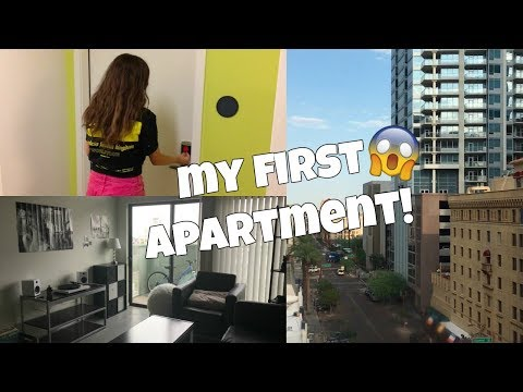 COLLEGE MOVE-IN VLOG 2018