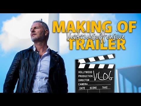 Making of Vertriebsoffensive Trailer