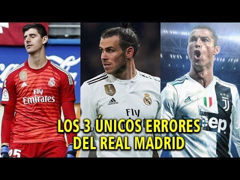 LOS 3 CULPABLES de la DECEPCIONANTE TEMPORADA Del REAL MADRID
