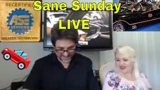 Sane Sunday Live car talk news #IamAcreator #Insanefriends 6-17-2018 #sanecommunity