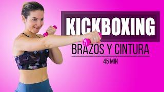 Kick Boxing Entrenamiento en Casa para Mujeres   Cardio KickBoxing