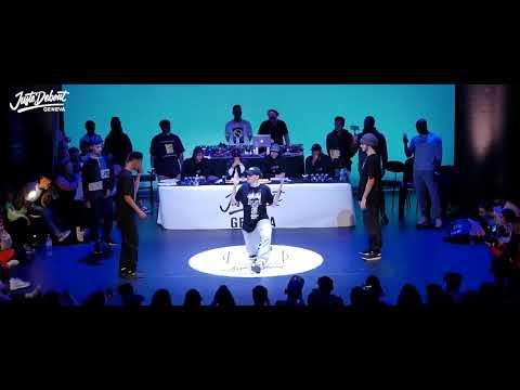 Juste Debout Suisse 2018 |  Hip Hop Final  | Cooper & Voldo Vs LosDiablosDeLaMuerte