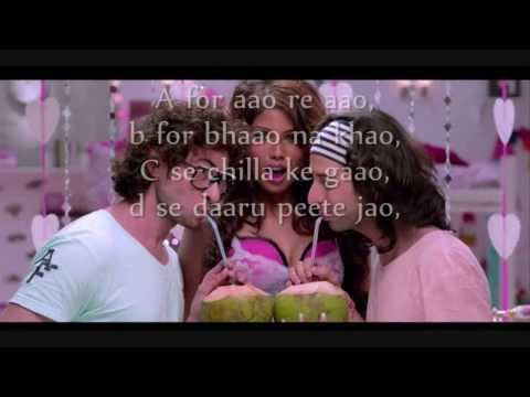Yaariyan ABCD lyrics- Honey Singh | LYRICS | full video song