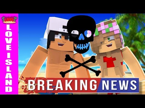 Minecraft LOVE ISLAND EXCLUSIVE BREAKING NEWS!!! - LITTLE KELLY TAKES POISON FOR RAVEN